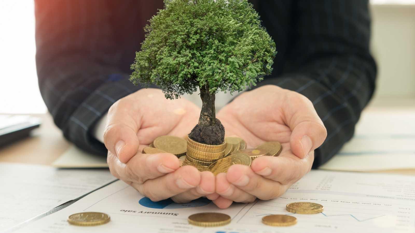ilustrasi investasi penghasil cuan